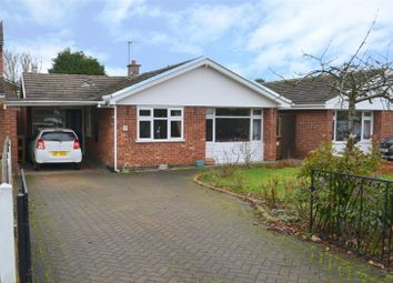Thumbnail 3 bed bungalow for sale in Worthington Road, Fradley, Lichfield