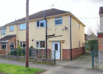 Thumbnail 3 bed semi-detached house for sale in Tadfield Road, Romsey, Hampshire