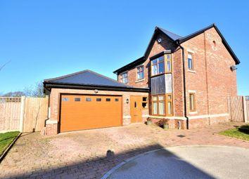 Thumbnail 4 bed detached house for sale in Carter Croft, Freckleton, Preston, Lancashire