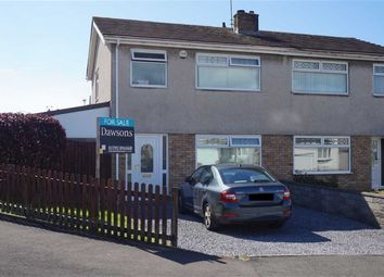 Thumbnail 3 bed semi-detached house for sale in Ffordd Talfan, Swansea