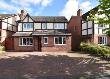 Thumbnail 4 bedroom detached house to rent in Agatha Gardens, Fernhill Heath, Worcester
