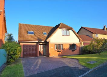 Thumbnail 3 bed detached house for sale in The Pines, Deeside