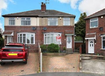 Thumbnail 3 bed semi-detached house for sale in Martin Crescent, Sheffield, South Yorkshire