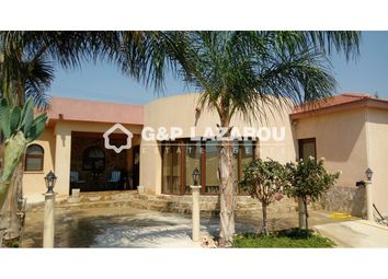 Thumbnail 4 bed detached house for sale in Xylotymvou, Xylotymvou, Larnaca, Cyprus