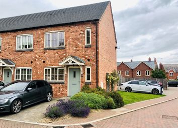 Thumbnail 2 bedroom semi-detached house for sale in Gilby Close, Husbands Bosworth, Lutterworth