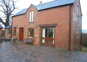 Thumbnail 2 bedroom barn conversion to rent in Elson, Ellesmere