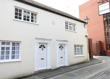 Thumbnail 2 bed end terrace house for sale in Durngate Street, Dorchester, Dorset