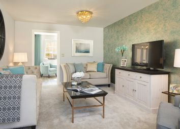 "Thumbnail 4 bed detached house for sale in ""Radleigh"" at East Walk, Yate, Bristol"