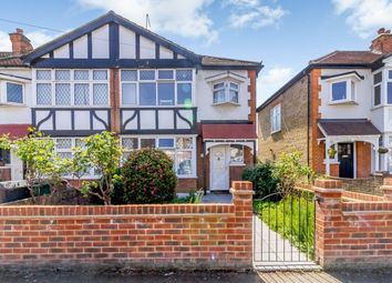 Thumbnail 3 bed semi-detached house for sale in Normanshire Drive, London, London