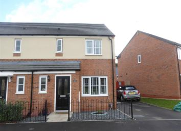 Thumbnail 3 bed semi-detached house for sale in Bluebell Lane, Newport