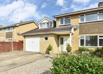 Thumbnail 4 bed semi-detached house for sale in Robert Franklin Way, South Cerney, Cirencester