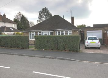 Thumbnail Bungalow for sale in Milton Street, Narborough, Leicester