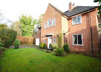 Thumbnail 4 bed detached house for sale in Priory Road, Westlands, Newcastle-Under-Lyme