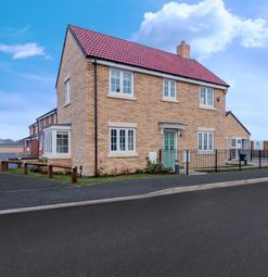 Thumbnail 3 bedroom detached house for sale in Stanton Road, Sapcote