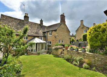 Thumbnail 4 bed cottage for sale in Church Street, Easton On The Hill, Stamford