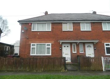 Thumbnail 3 bed semi-detached house to rent in Dorchester Avenue, Breightmet, Bolton