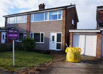 Thumbnail 3 bed semi-detached house for sale in Ringway, Chester