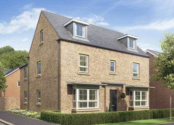 "Thumbnail 5 bed detached house for sale in ""Marlowe"" at Fosse Road, Bingham, Nottingham"
