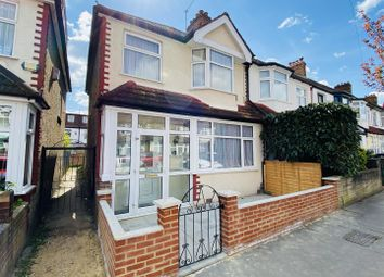 Thumbnail 3 bed end terrace house for sale in Hambrook Road, London