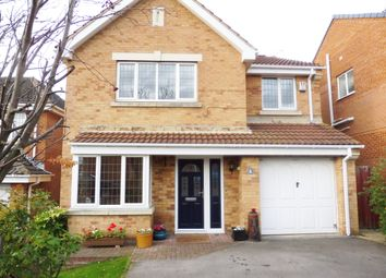 Thumbnail 4 bed detached house for sale in Windmill Court, Wombwell