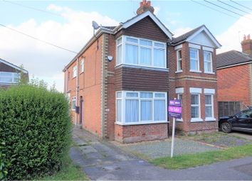 Thumbnail 3 bed semi-detached house for sale in New Road, Colden Common