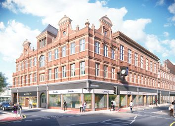 Thumbnail 1 bed flat for sale in Rathmell Hall Student Property, George Hudson Street, York