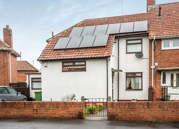 Thumbnail 2 bed semi-detached house for sale in Cragside Gardens, Gateshead