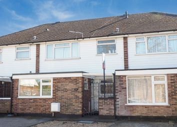 Thumbnail 3 bed terraced house for sale in Park Road, Cheam, Sutton
