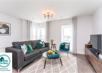 Thumbnail 1 bed flat for sale in Dover Court, Southall