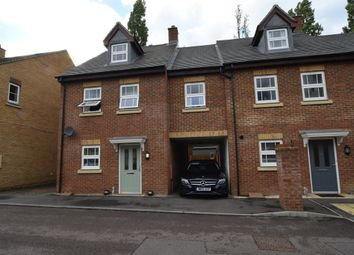 Thumbnail 4 bedroom semi-detached house for sale in Stockbridge Close, Clifton, Shefford, Bedfordshire