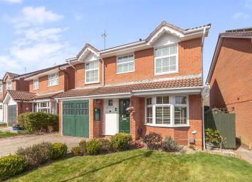 The Saffrons, Burgess Hill RH15. 4 bed detached house for sale