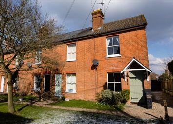 Thumbnail 2 bed end terrace house for sale in Mildmay Terrace, Hartley Wintney, Hook