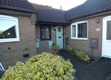 Thumbnail 2 bed bungalow for sale in Belvoir Close, Breaston, Derby