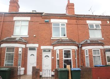Thumbnail 4 bed terraced house for sale in 98 King Edward Road, Stoke, Coventry