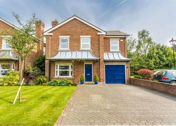 Thumbnail 4 bed detached house for sale in Tower Place, Warlingham