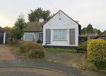 Thumbnail 2 bed detached bungalow for sale in Warnham Court Road, Carshalton