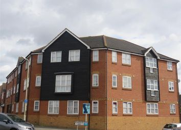 Thumbnail 2 bed flat to rent in Riverbank Way, Ashford