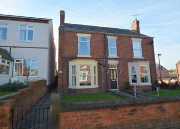 Thumbnail 2 bed semi-detached house for sale in 110 Station Road, North Wingfield, Chesterfield