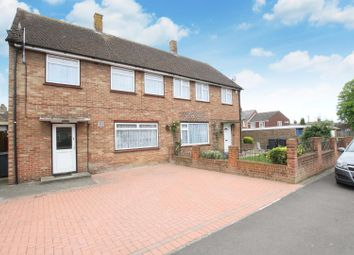 Thumbnail 3 bedroom semi-detached house for sale in Cambridge Road, Canterbury