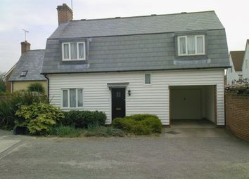 Thumbnail 3 bed detached house to rent in Gimli Watch, South Woodham Ferrers, Essex