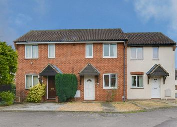 Thumbnail 2 bed terraced house for sale in Lockeridge Close, Trowbridge
