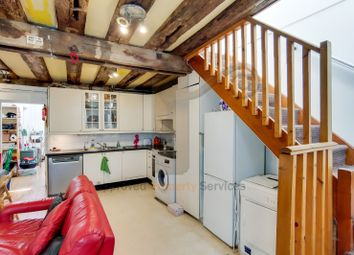 Thumbnail 3 bed mews house for sale in Hermit Place, London