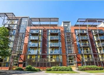 Thumbnail 1 bedroom flat to rent in Becquerel Court, West Parkside, Greenwich