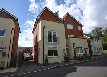 Thumbnail 4 bed semi-detached house for sale in Carradine Crescent, Oxley Park, Milton Keynes