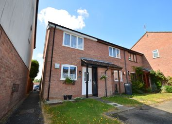 Thumbnail 2 bed end terrace house for sale in Crossley Gardens, Ipswich