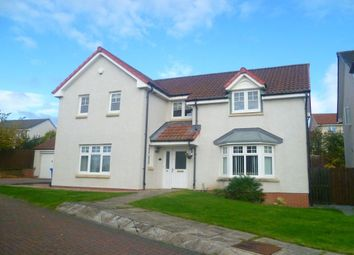 Thumbnail 4 bed detached house for sale in Challum Walk, Broughty Ferry, Dundee