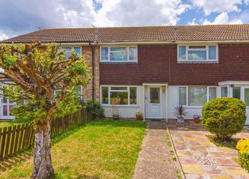 Thumbnail 2 bed terraced house to rent in Lisher Road, Lancing