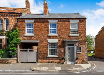 Thumbnail 3 bed terraced house for sale in Church Row, Hurworth, Darlington