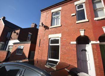 Thumbnail 4 bedroom terraced house for sale in Hibbert Street, Rusholme, Manchester