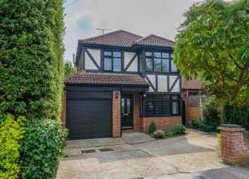 Thumbnail 3 bed detached house for sale in Burlescoombe Road, Southend-On-Sea